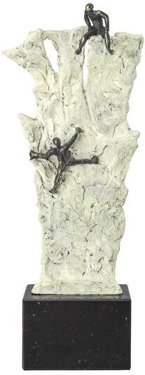 """Gerard: Skulptur """"Zielsetzung"""""""