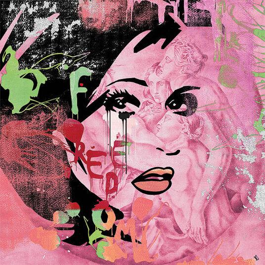 "Ulrike Langen: Painting ""Freedom"""