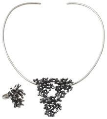 """Jewelry Set """"Mystic Flower"""""""