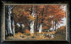 "picture ""Beech Forest in Autumn"""