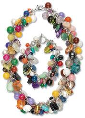 "Jewelry Set ""Opulent"""