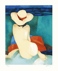 """Bild """"Élégance"""" (2006), ungerahmt"""