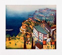 "Bild ""Amalfi"" (2008), ungerahmt"
