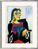"Painting ""Dora Maar"" (1937)"