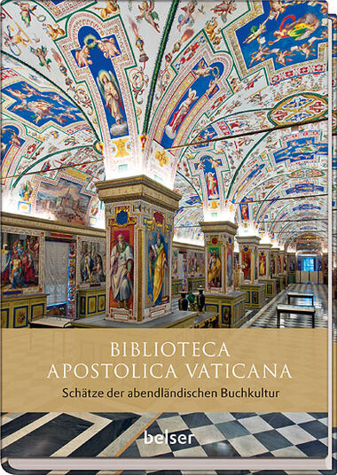 "Illustrated book ""Biblioteca Apostolica Vaticana"""