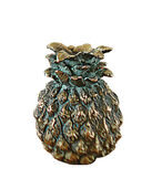 "Decoration fruits ""pineapple"", bronze edition"