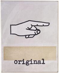"""Objekt """"Original"""" (2017) (Unikat)"""