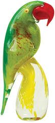 """Glass object """"Parrot II"""""""
