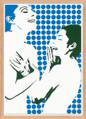 """Bild """"Schwimmer"""" (1968)"""