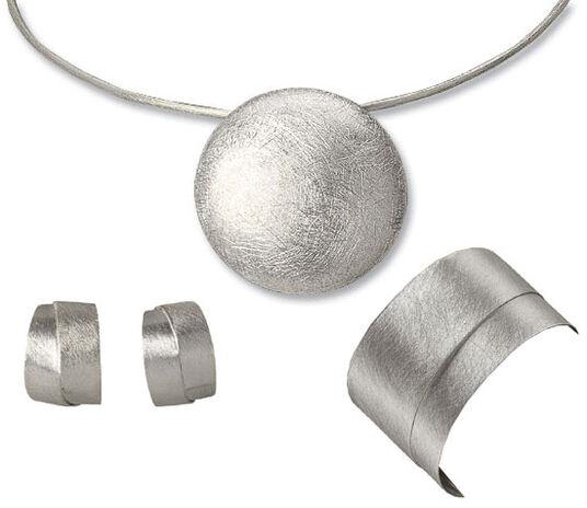 "Jewelry set ""Amoretto"""