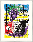 "Picture ""Grapes and Bull"" (2000)"