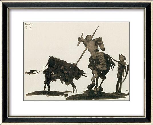 Pablo Picasso: Toros y Toreros III