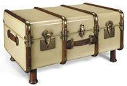 Koffertisch aus Kirschbaumholz
