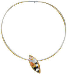 "Collier ""Ellipse"""