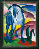 "Picture ""Blue Horse I"" (1911)"