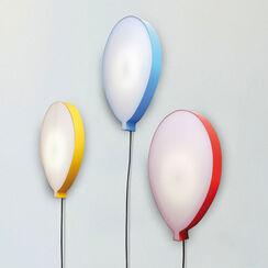 """LED-Wandleuchte """"Hi Lights Ballon Blau"""""""