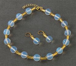 """Jewelry Set """"Bavarese"""""""