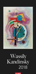 Wassily Kandinsky: Art Calendar 2018