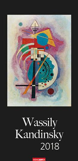 Wassily Kandinsky: Künstlerkalender 2018
