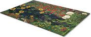 "Artistic carpet ""Flower Garden"" (80 x 120 cm)"
