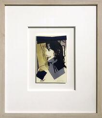 """Bild """"Mick Jagger - Promotional Cards (I)"""" (1975)"""