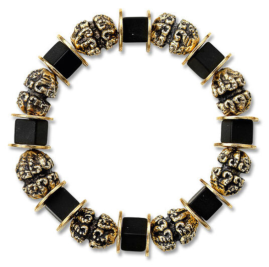 "Petra Waszak: Bracelet ""Treasure"""