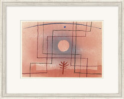 "Painting ""…planting according to the rules"" (1935), Framed"