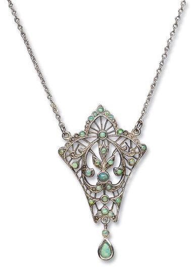 """Necklace """"Fleur"""""""