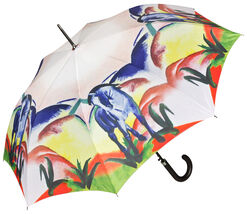"""Umbrella """"Blue Horse"""""""