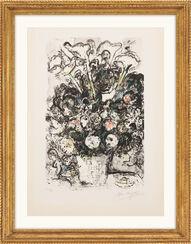 """Bild """"Das weiße Bouquet"""" (1969)"""