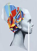 """Bild """"Longing Soul"""" (2017) (Unikat)"""