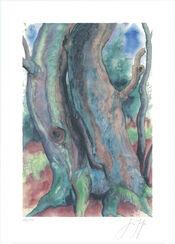"Bild ""Bäume II"" (2001)"