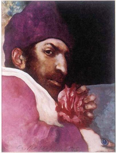 """Armando De Stefano: Picture """"Avarizia"""""""