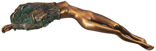 "Bruno Bruni: Sculpture ""La Favorita"", Bronze"