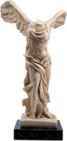 "Skulptur ""Nike von Samothrake"" (54 cm), Kunstguss"