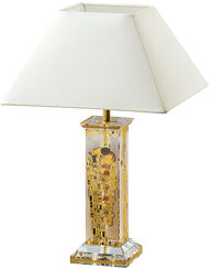 "Desk lamp ""The Kiss"""