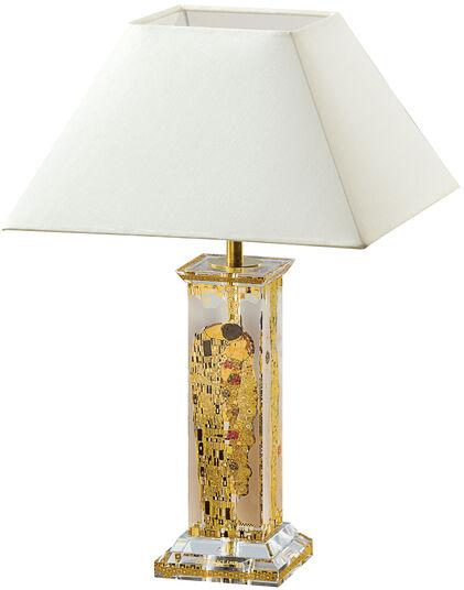desk lamp the kiss after gustav klimt. Black Bedroom Furniture Sets. Home Design Ideas