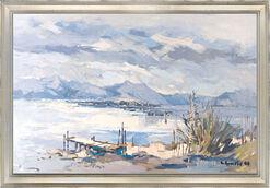 Painting 'Fraueninsel'