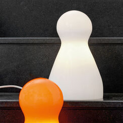 """Lampe """"Licht-Spiel"""", weiße Version"""