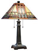 """Art Déco table lamp """"Soirée"""""""