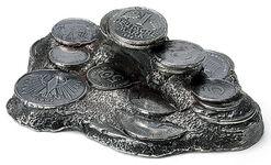 DM-heap of coins