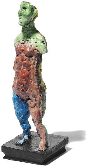 "Markus Lüpertz: Skulptur ""Susanna"" (2015)"