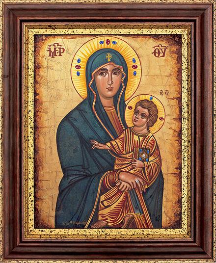 "Painting ""Salus Populi Romani"" - Luka icons"
