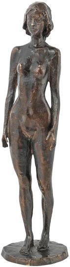 "Serge Mangin: Skulptur ""Parfum"" (2014), Bronze"