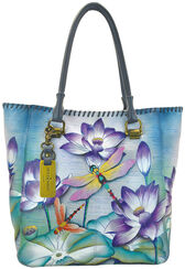 """Tasche """"Lily Pond"""" der Marke Anuschka® mit extra Handytasche / Beutelchen"""