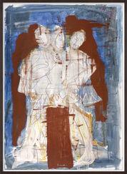 """Bild """"Drei Schwestern (Tschechow)"""" (2007) (Unikat)"""