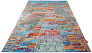 "Carpet ""Main and Byways"" (230 x 160 cm)"
