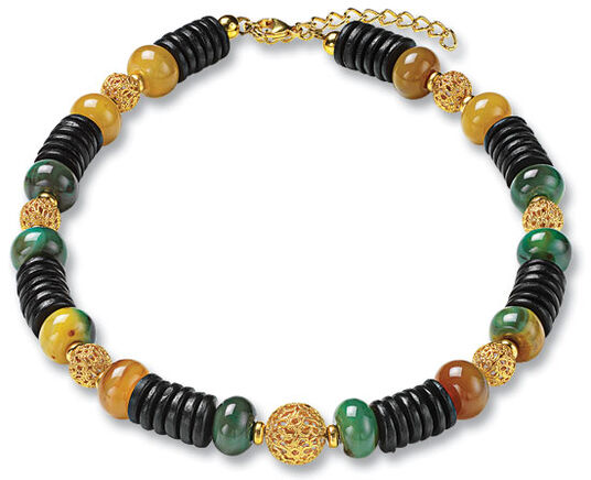 "Petra Waszak: Necklace ""Mother Earth"""