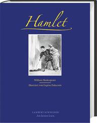 """William Shakespeare: """"Hamlet"""", Illustrated by Eugène Delacroix"""