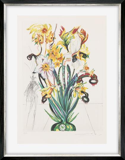 "Salvador Dalí: Bild ""Narcissus Telephonans Inondis"" (1972)"